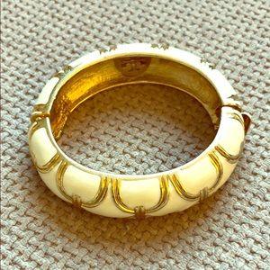 Tory Burch enamel bracelet